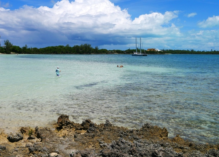 Bluff House Beach - Green Turtle Cay, Abaco, Bahamas