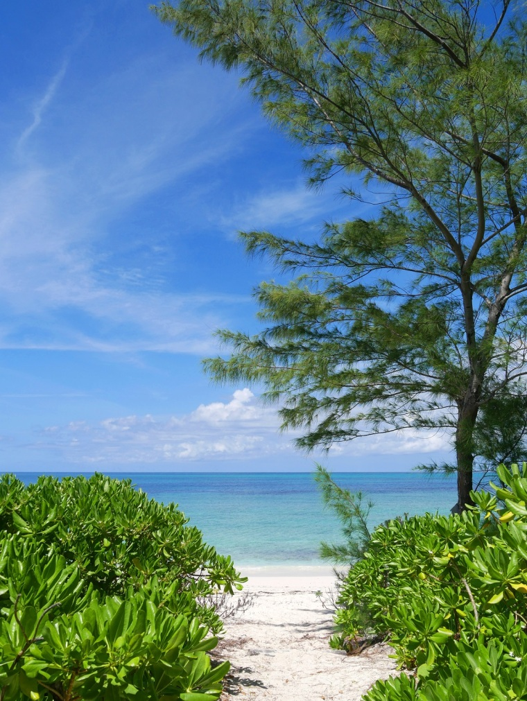 Ocean Beach, Green Turtle Cay, Abaco, Bahamas