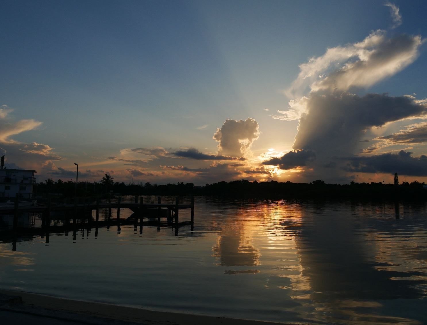 Sunrise, Green Turtle Cay, Abaco, Bahamas