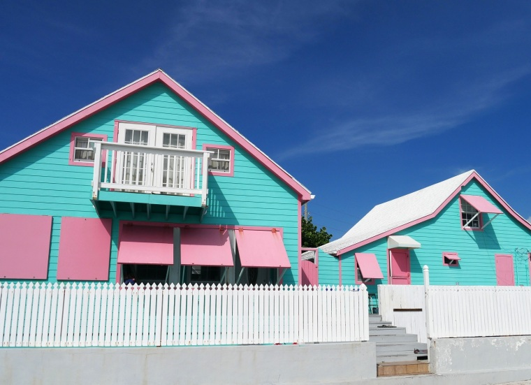 Sawyer House - Green Turtle Cay, Abaco, Bahamas