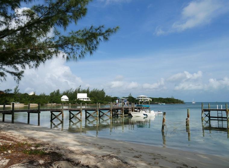 Coco Bay, Green Turtle Cay, Abaco, Bahamas