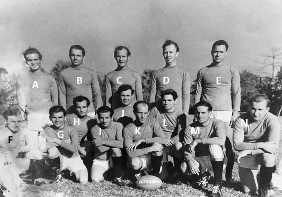 Nassau Rugby Club - 1940