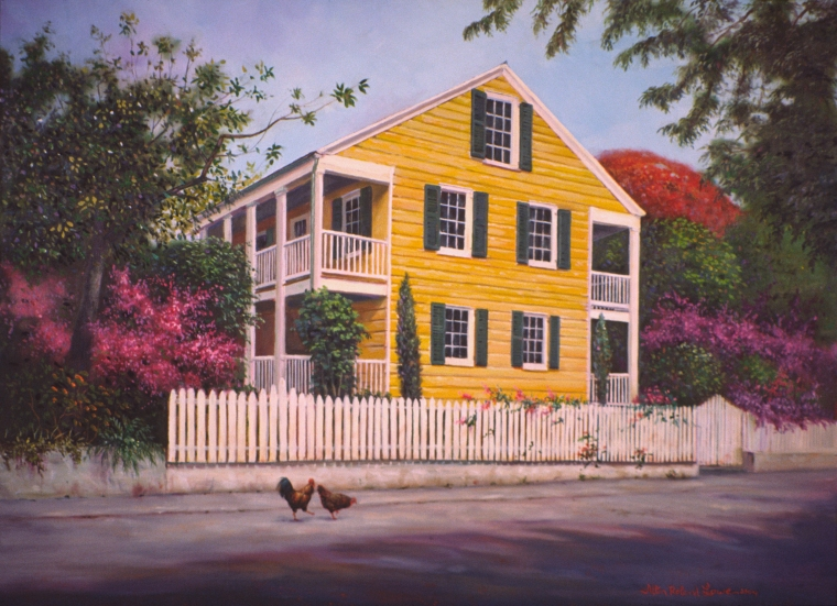 Tuggy Roberts House - Key West